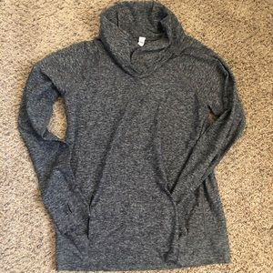 Like new lululemon cowl neck pullover jacket